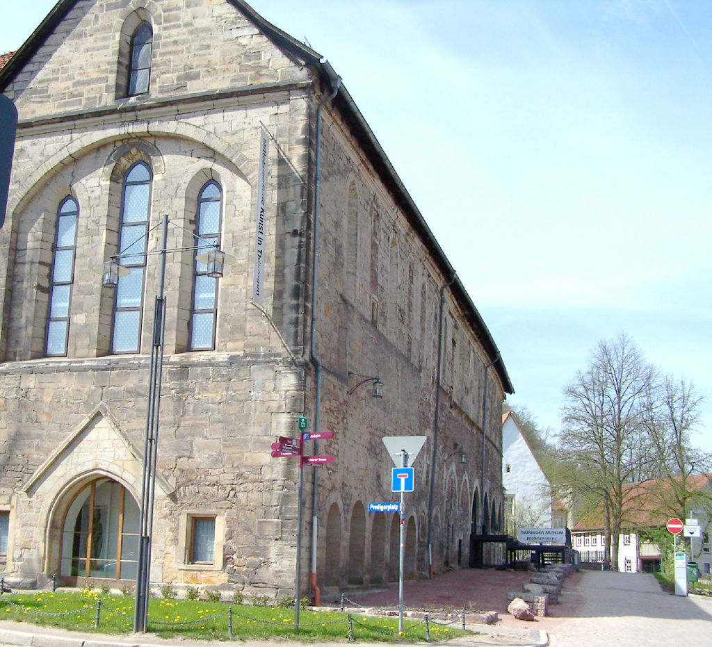 Bild Predigerkirche Eisenach