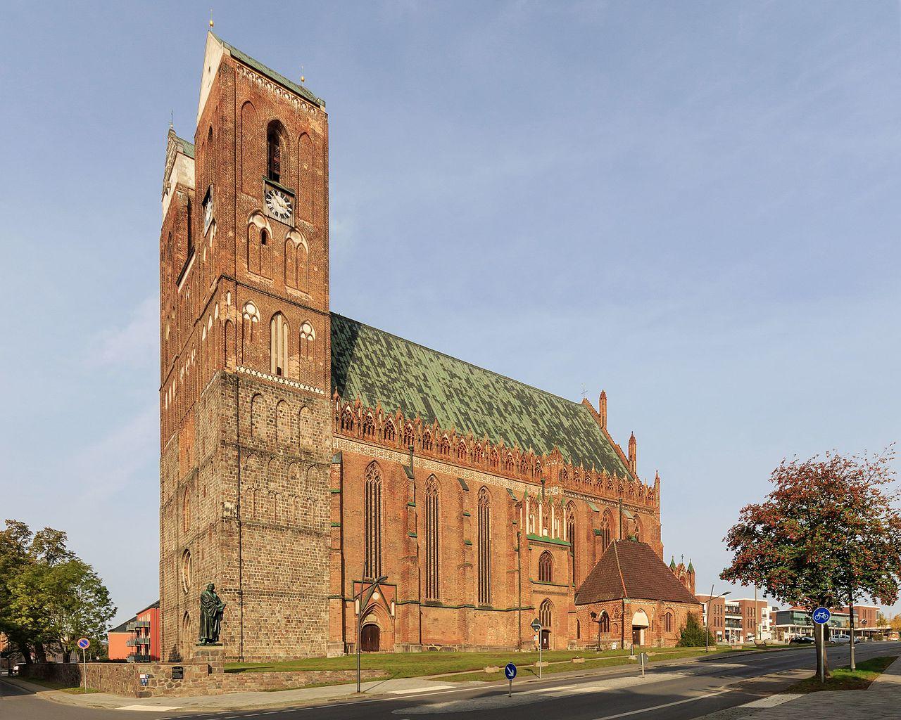 Bild Kirche St. Marien Prenzlau