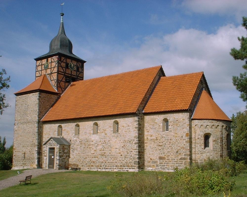 Bild Dorfkirche St. Thomas Pretzien