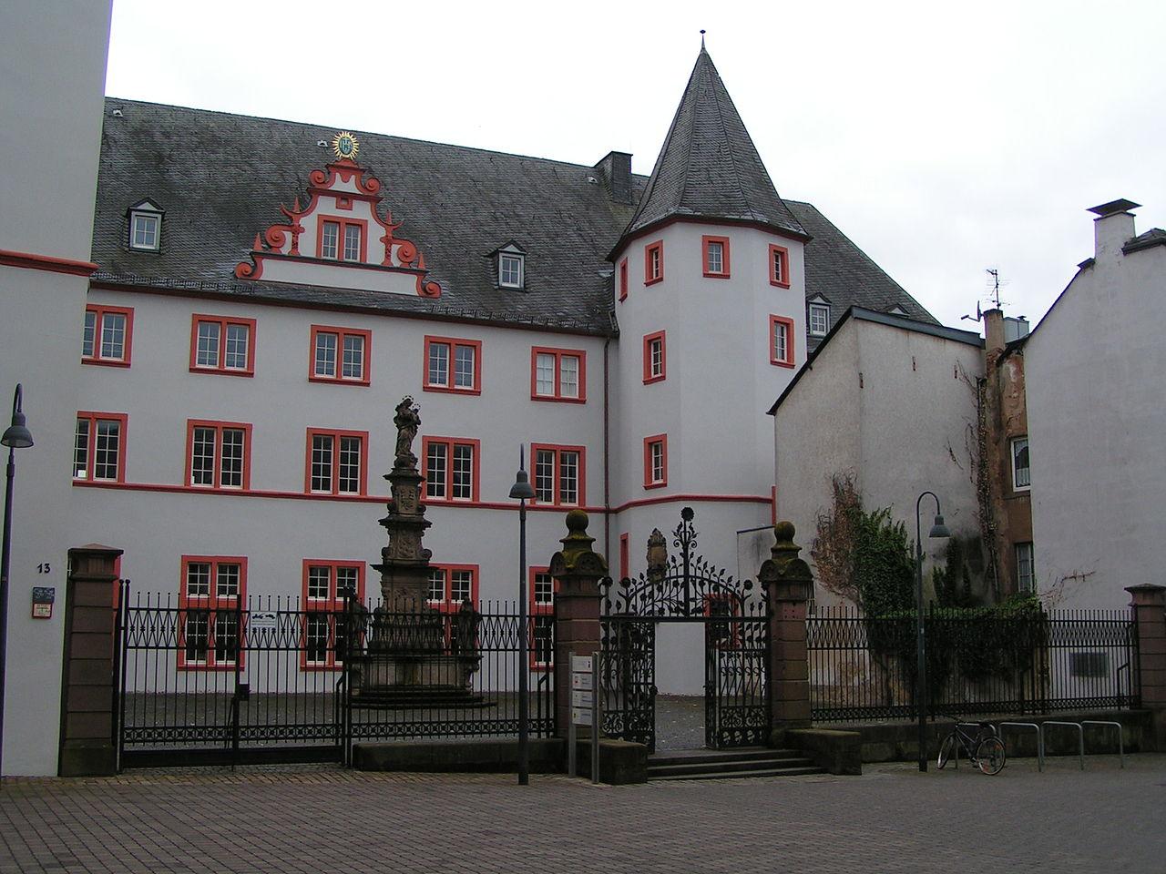 Bild Jesuitenkirche Trier