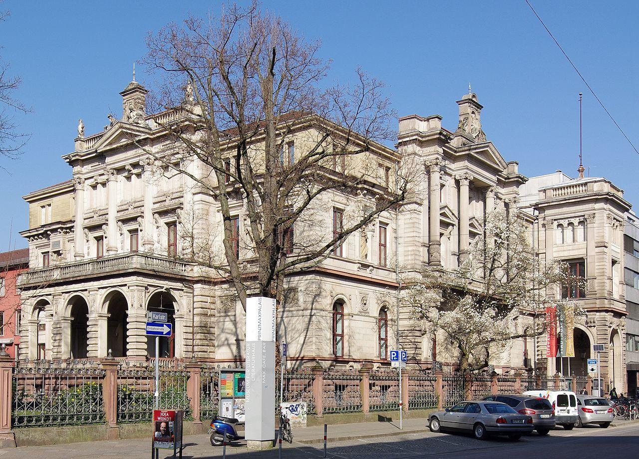 Bild Prinz Max Palais Karlsruhe