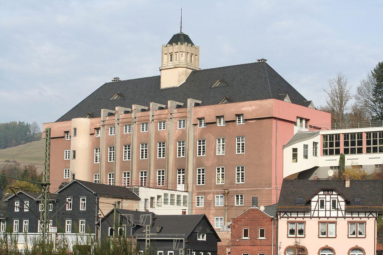Bild Bauhaushotel Haus des Volkes Probstzella