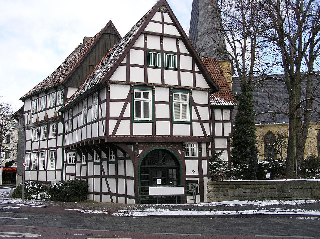 Bild Veerhoffhaus Gütersloh