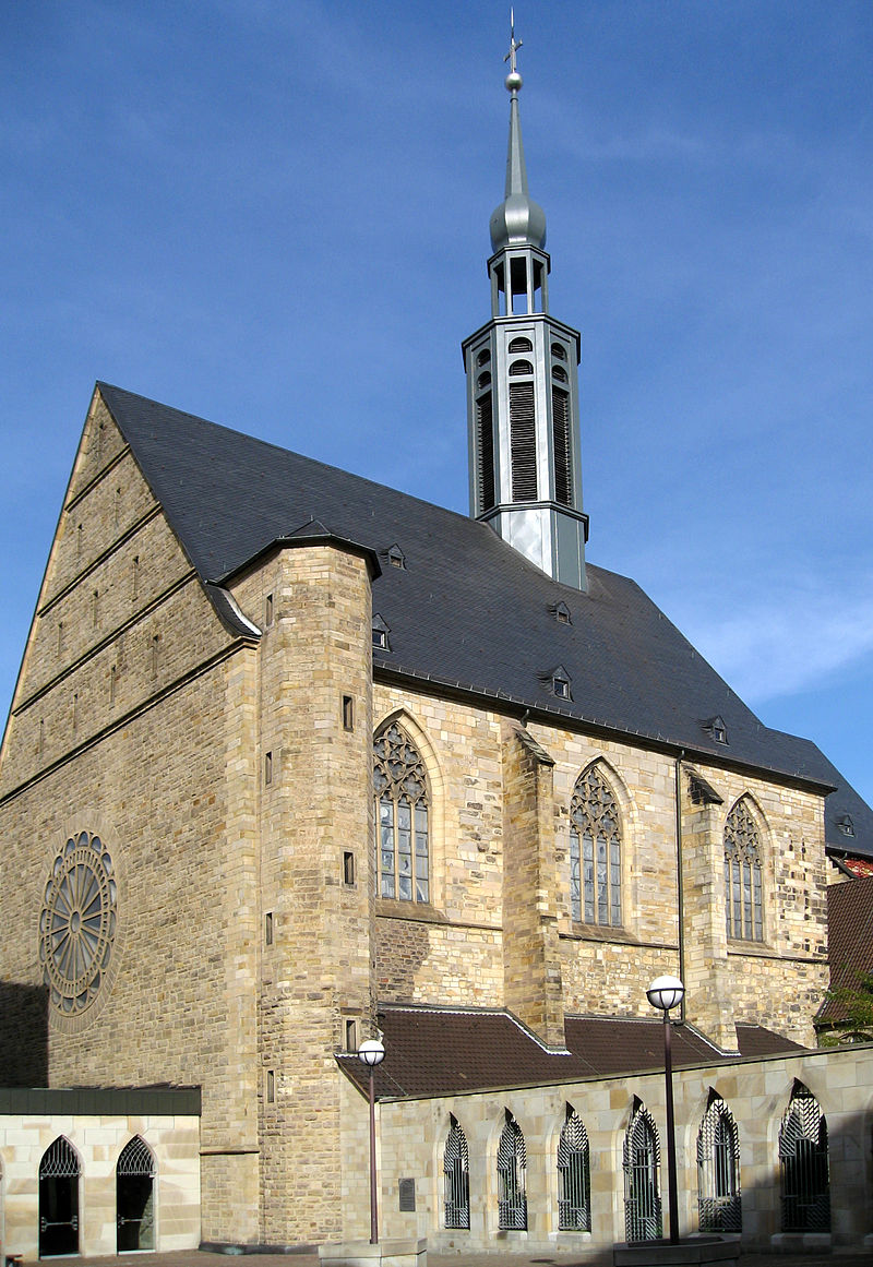 Bild Propsteikirche St. Johannes Baptist Dortmund