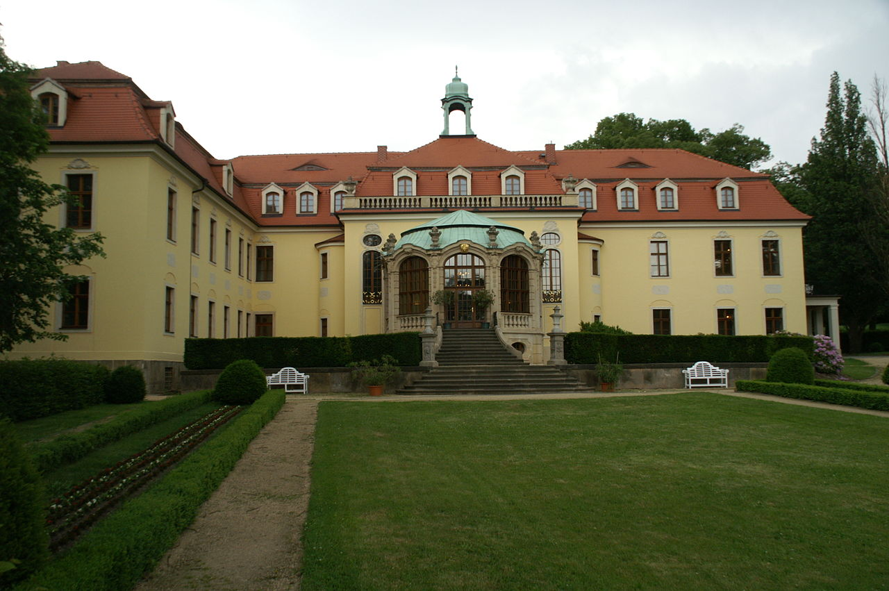 Bild Schloss Proschwitz