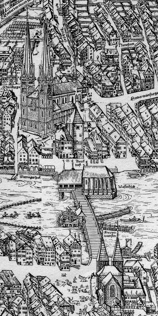 Bild Zwingli Rundgang Zürich