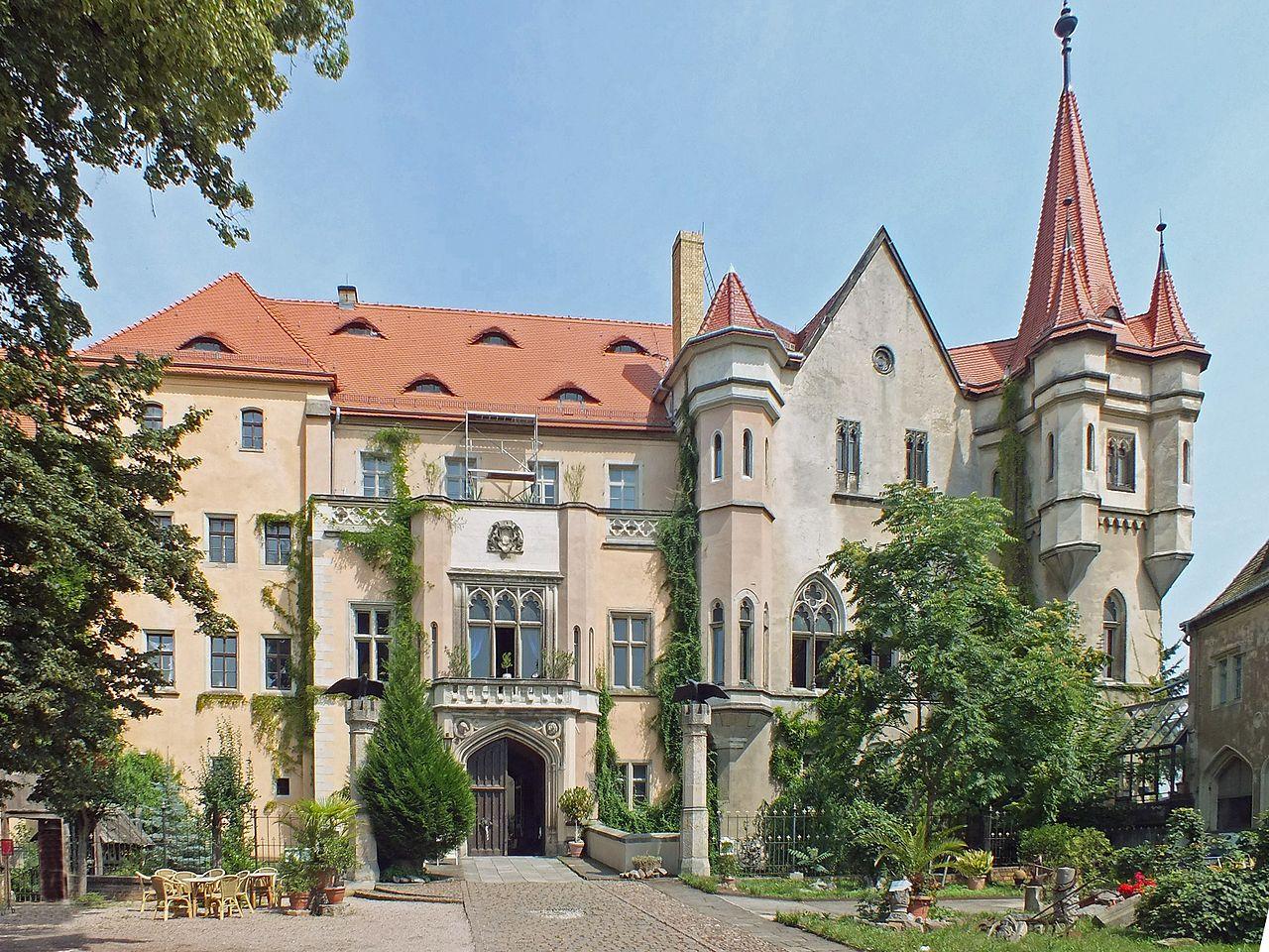 Bild Schloss Püchau