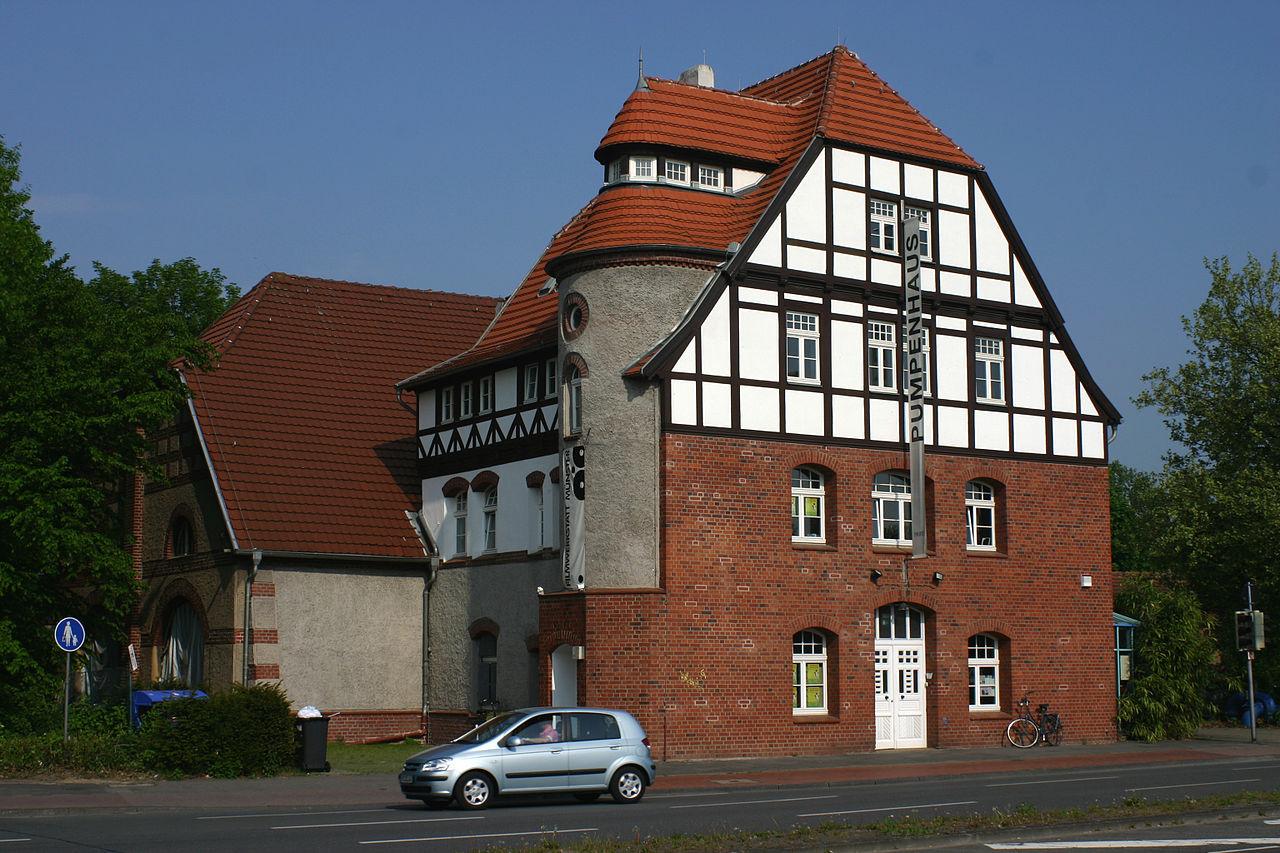 Bild Theater im Pumpenhaus