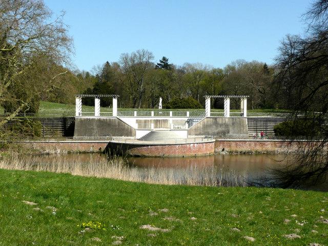 Bild Schlosspark Putbus