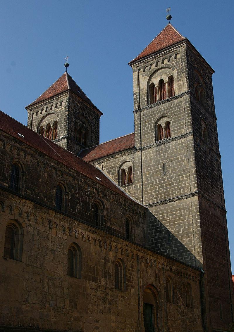 Bild Stiftskirche St. Servatius Quedlinburg