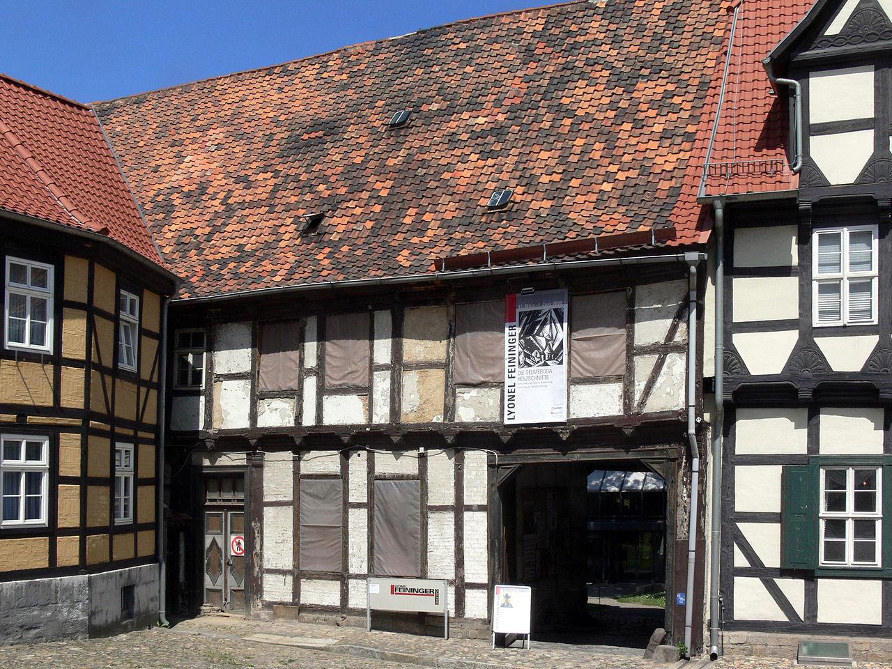 Bild Lyonel Feininger Galerie Quedlinburg