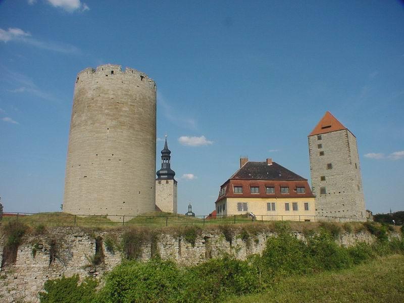 Bild Burg Querfurt