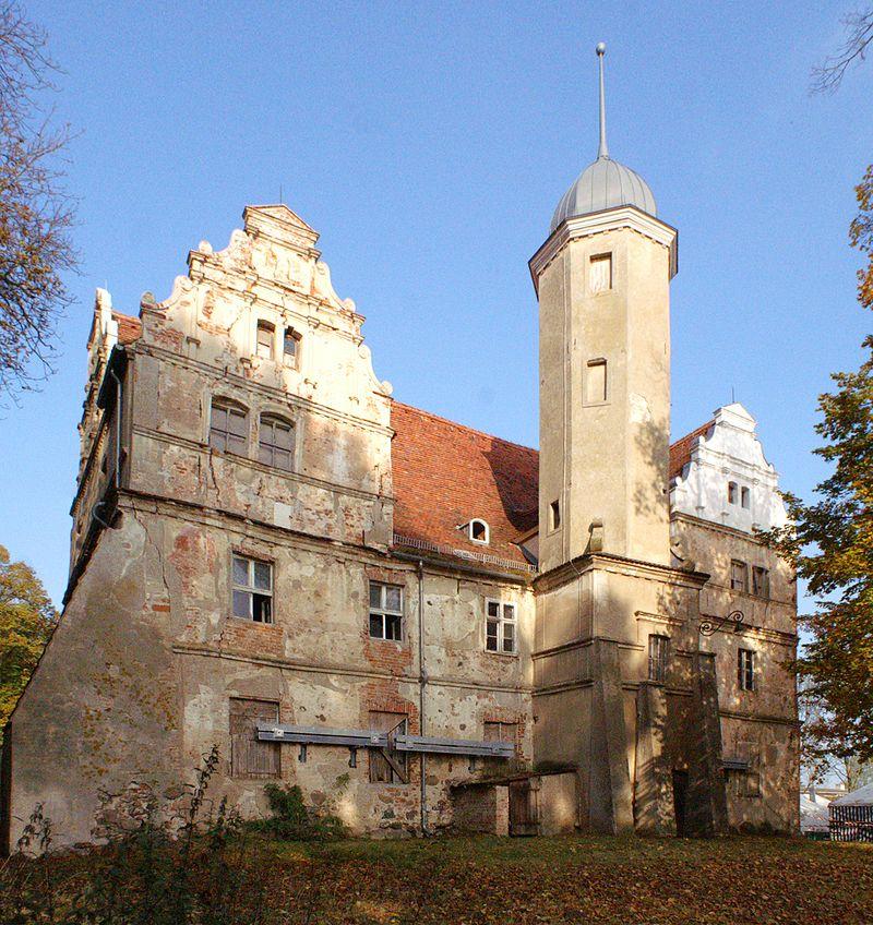 Bild Wasserschloss Quilow