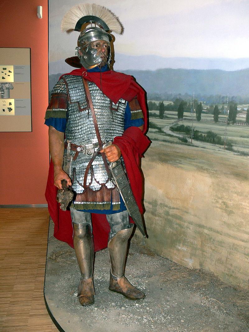 Bild Museum Quintana Archäologie Künzing