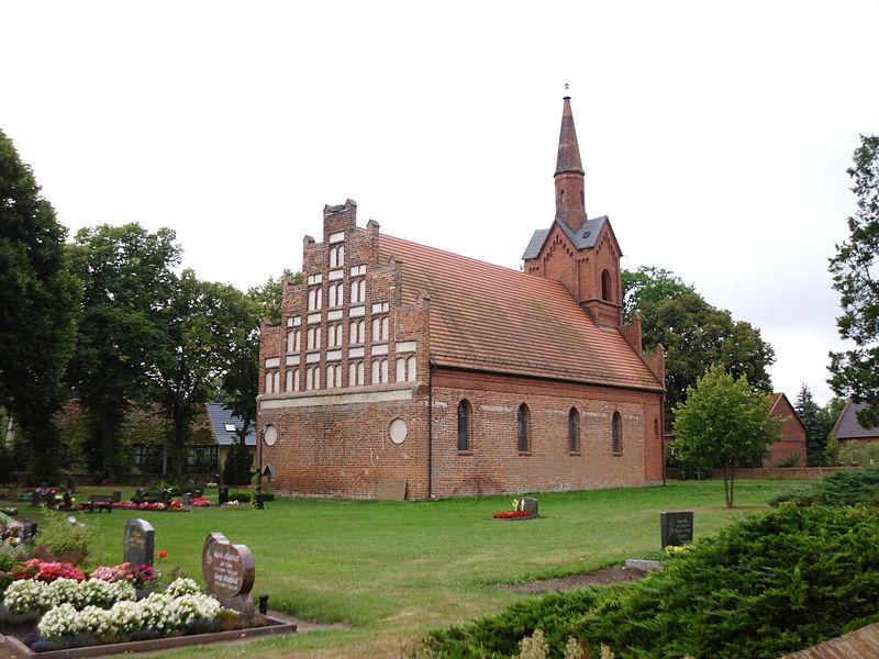 Bild Kirche Quitzöbel