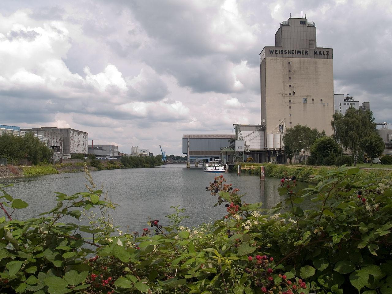 Bild Stadthafen Gelsenkirchen