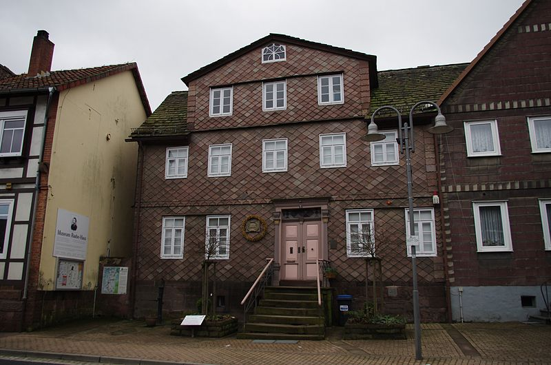 Bild Museum Raabe Haus Eschershausen