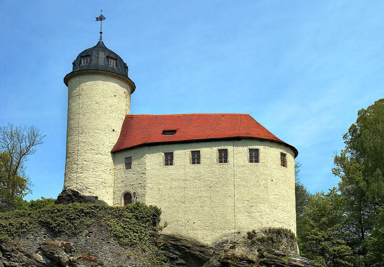 Bild Burg Rabenstein Chemnitz