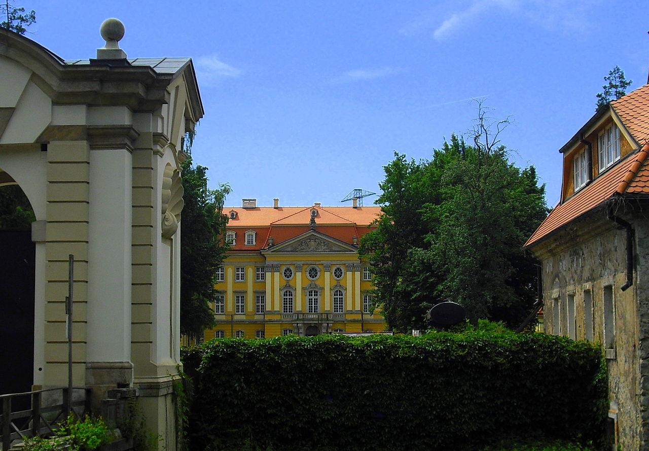 Bild Stift Joachimstein (Palac Radomierzyce)