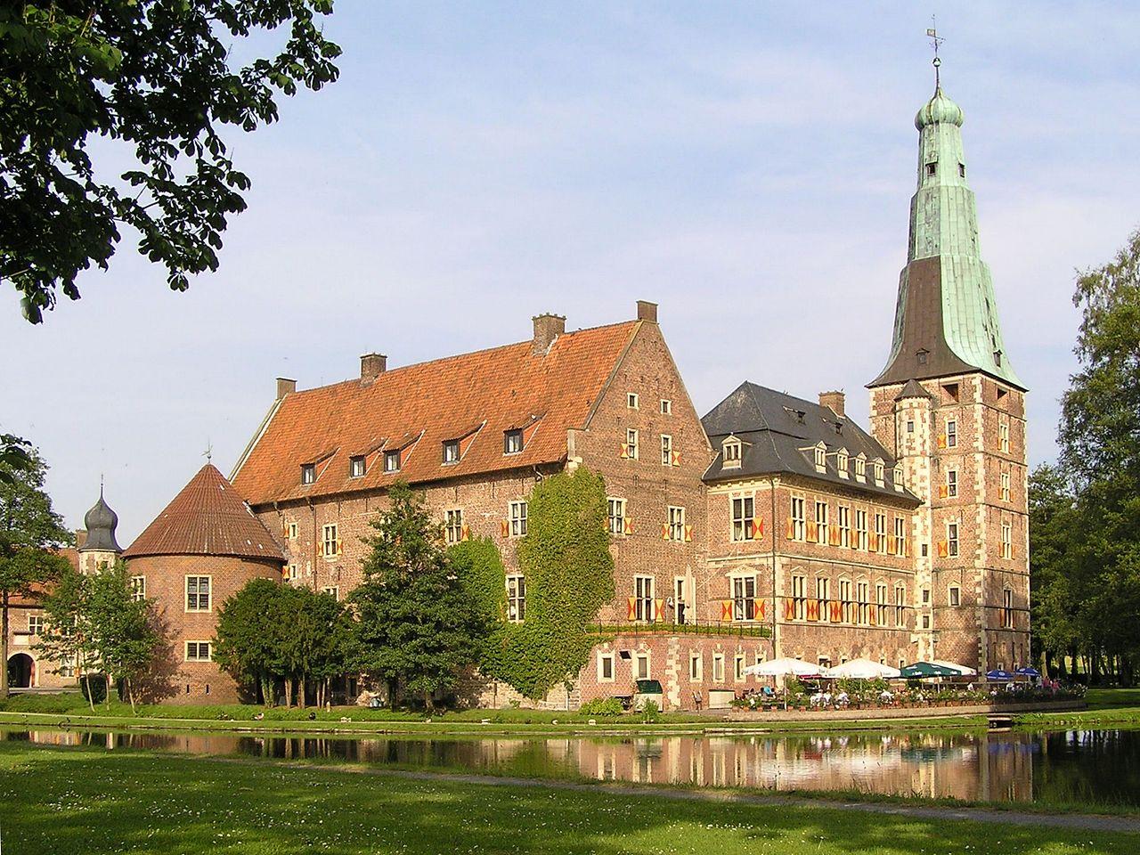 Bild Schloss Raesfeld