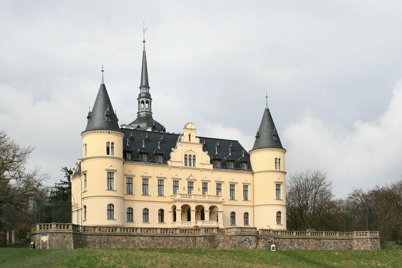 Bild Schloss Ralswiek