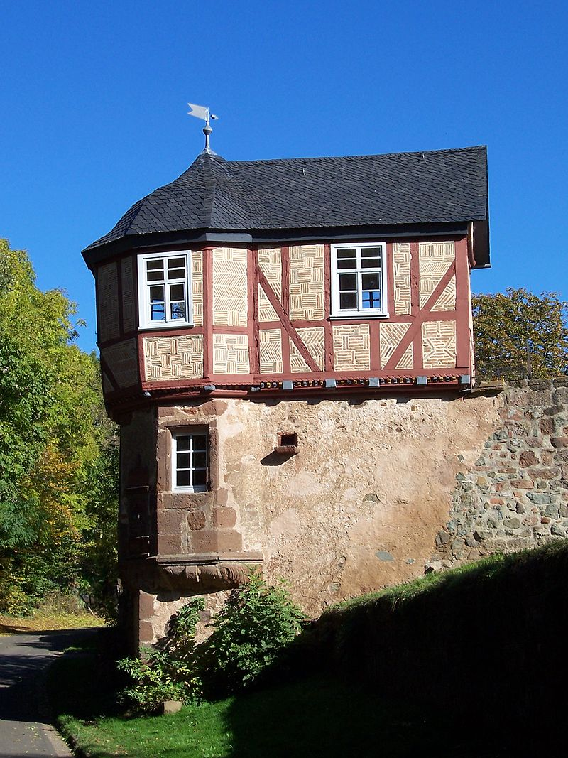Bild Otto Ubbelohde Haus Lahntal