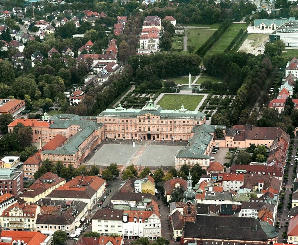 Bild Schloss Rastatt