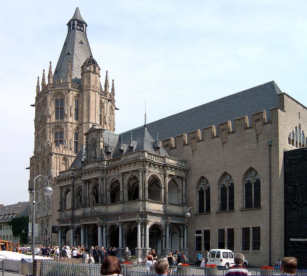 Bild Historisches Rathaus Köln