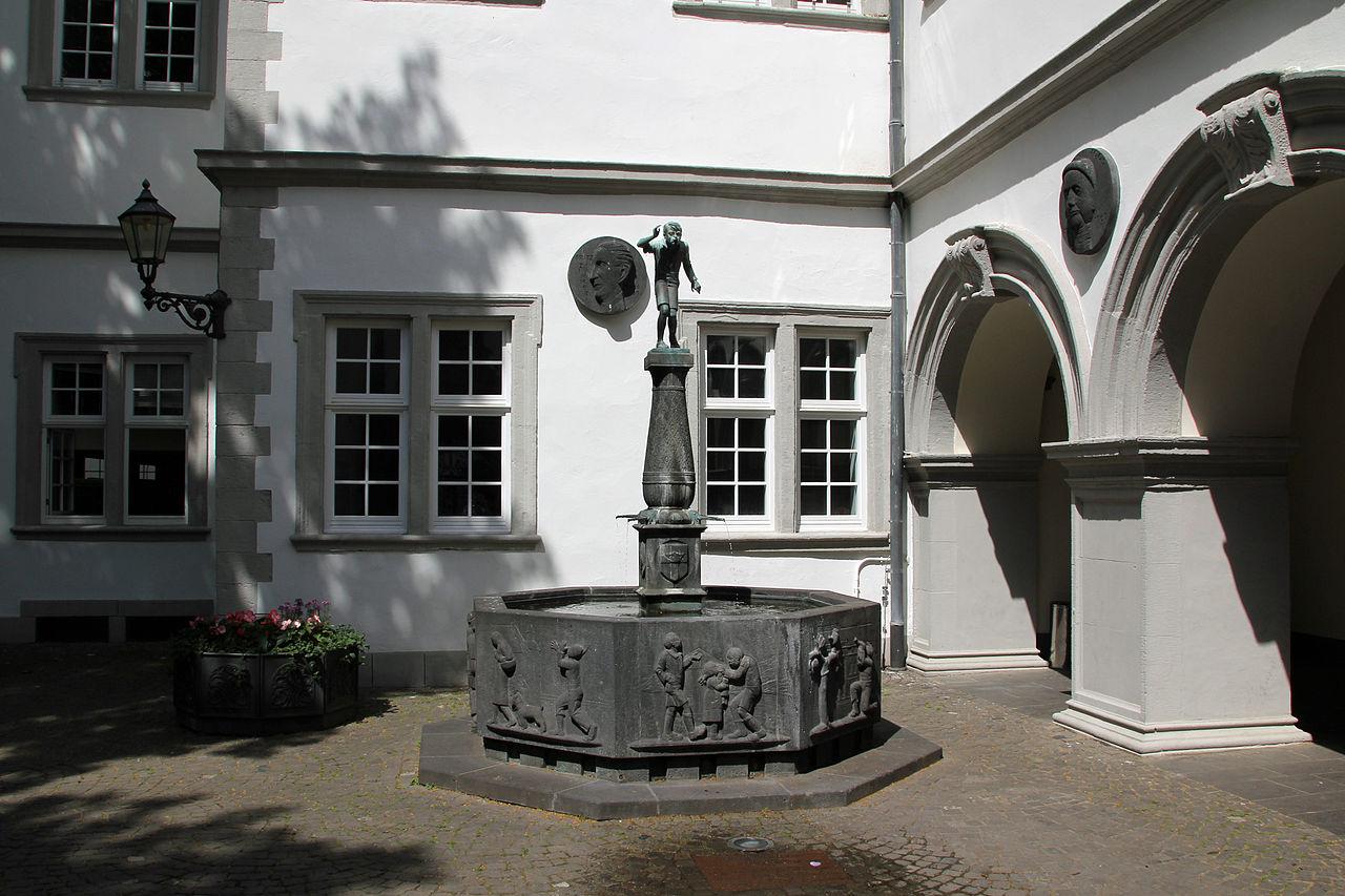 Bild Schängelbrunnen Koblenz