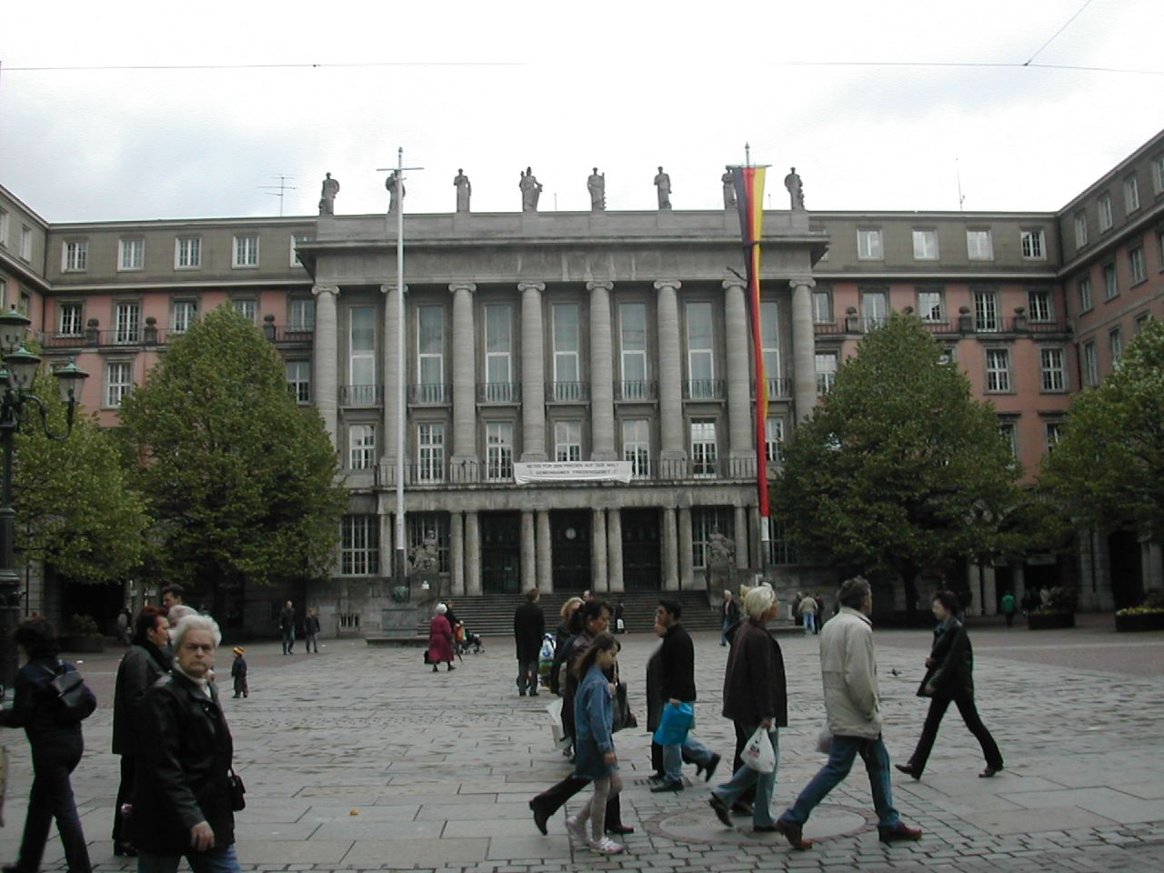 Bild Rathaus Wuppertal Barmen