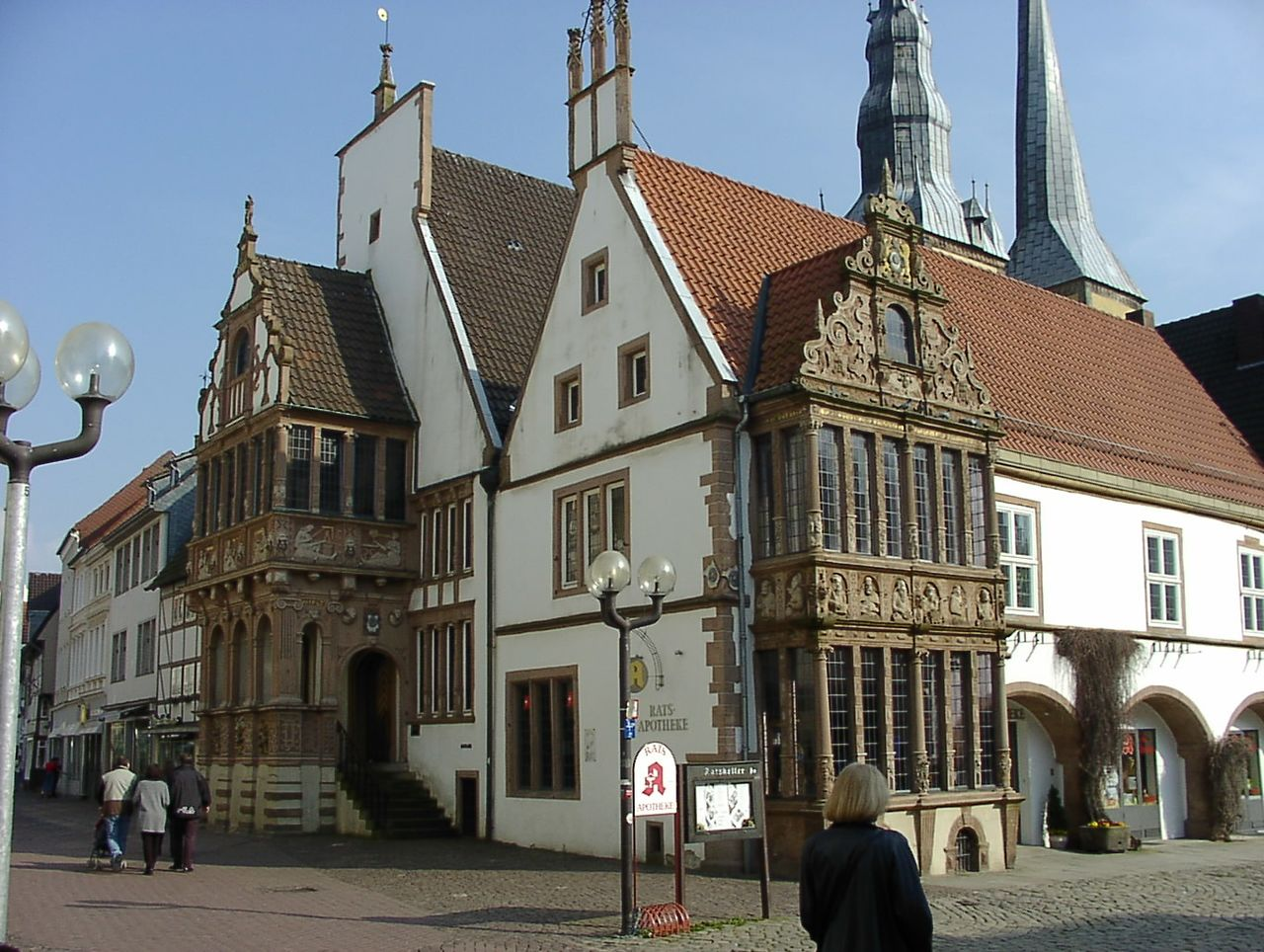 Bild Rathaus Lemgo