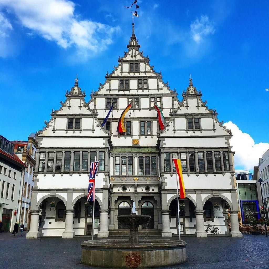 Bild Rathaus Paderborn