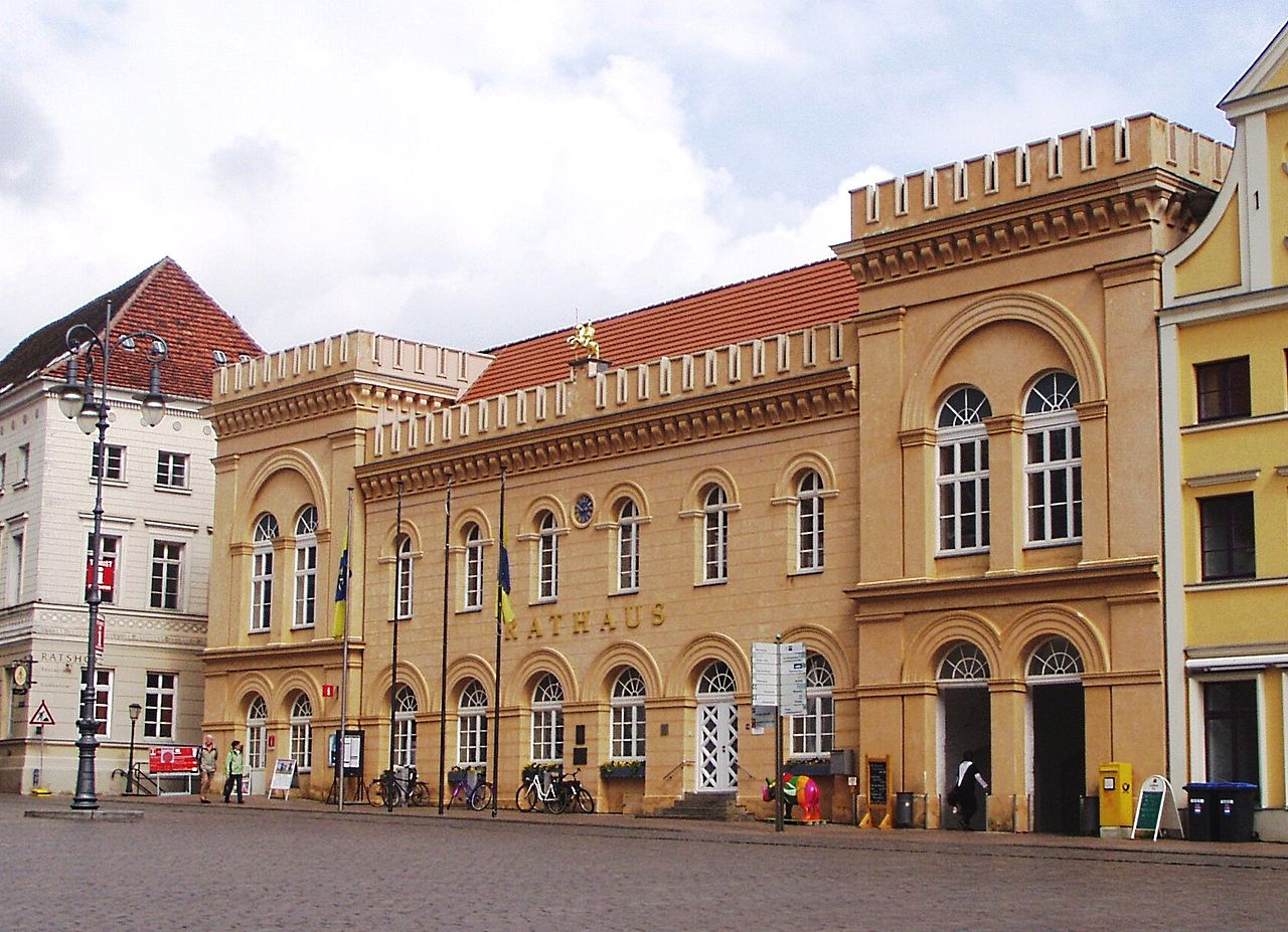 Bild Altstädtisches Rathaus Schwerin