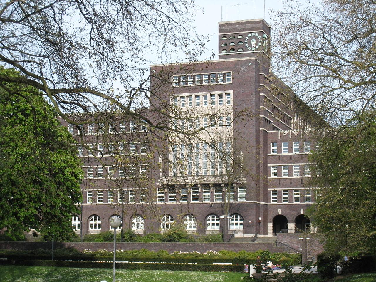 Bild Rathaus Oberhausen