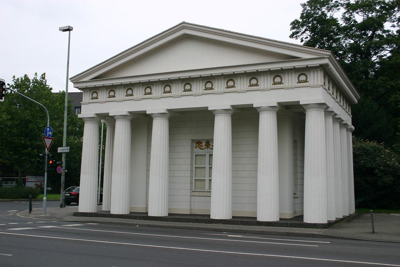 Bild Ratinger Tor Düsseldorf