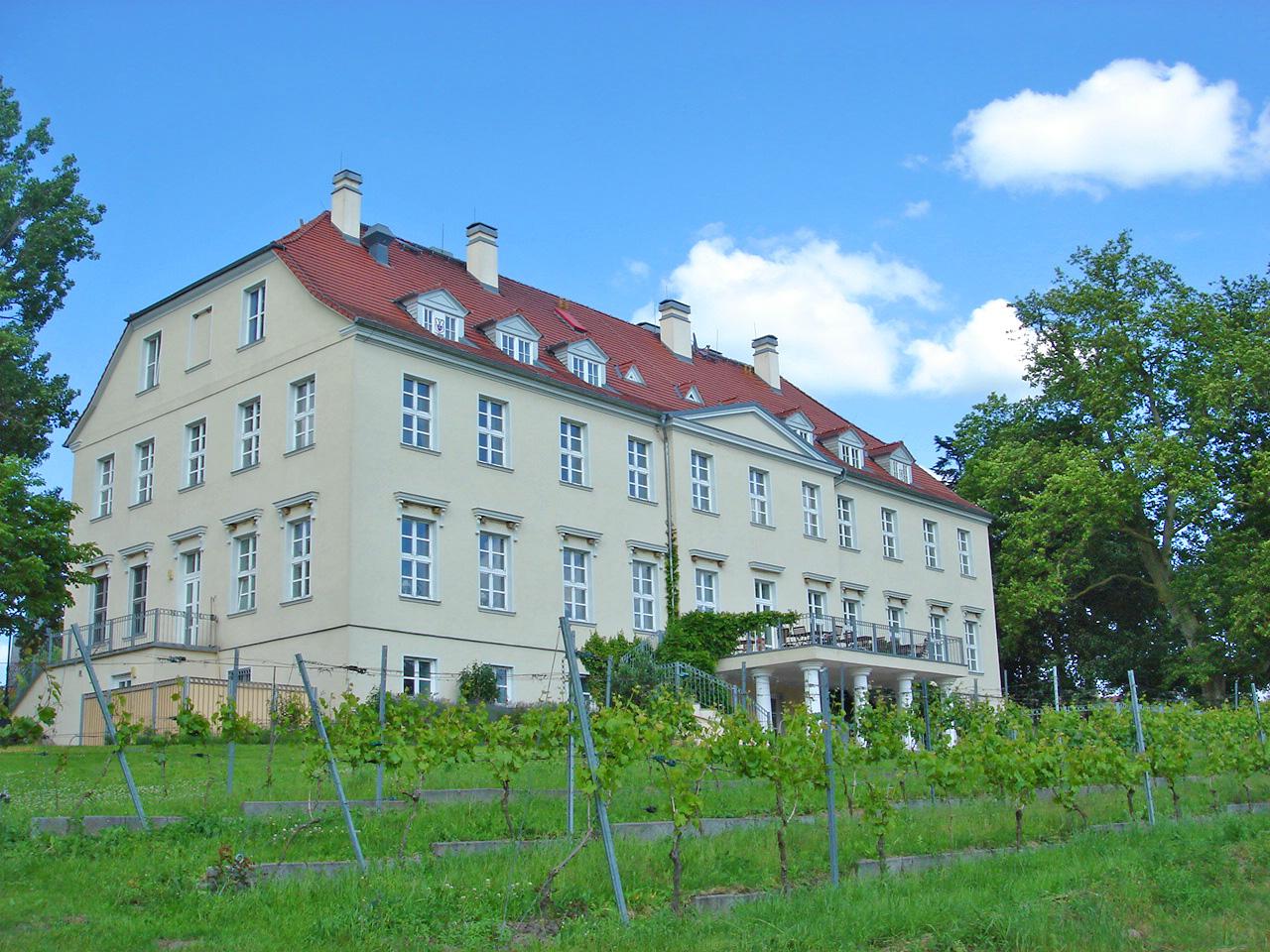 Bild Schloss Rattey
