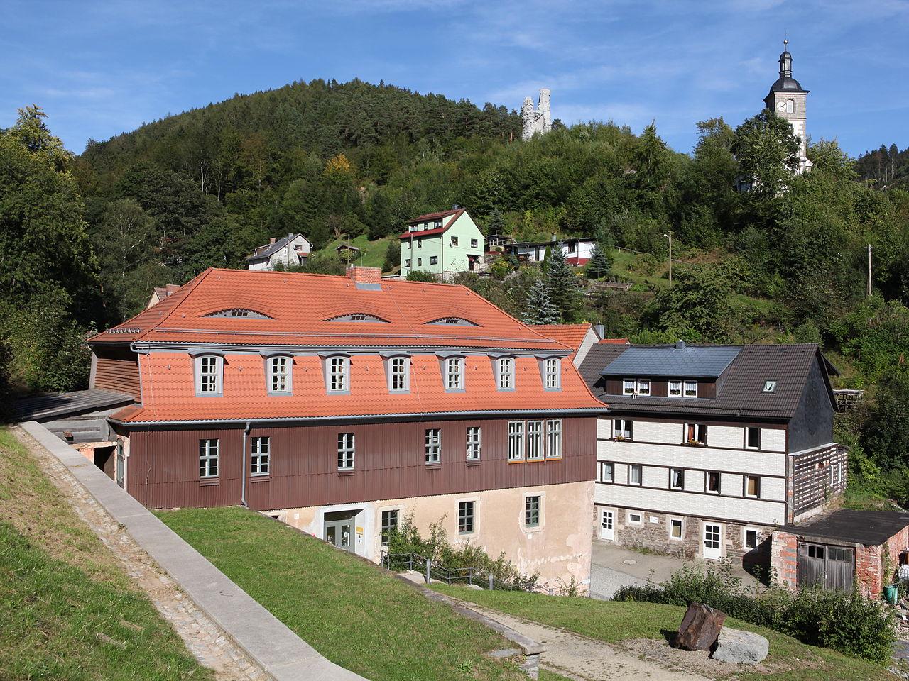 Bild Neues Schloss Rauenstein
