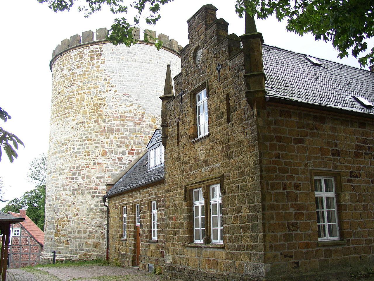 Bild Burg Ravensberg Borgholzhausen