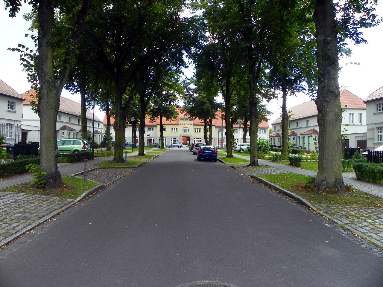 Bild Gartenstadt Reform Magdeburg