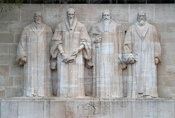Bild Internationales Reformationsdenkmal Genf