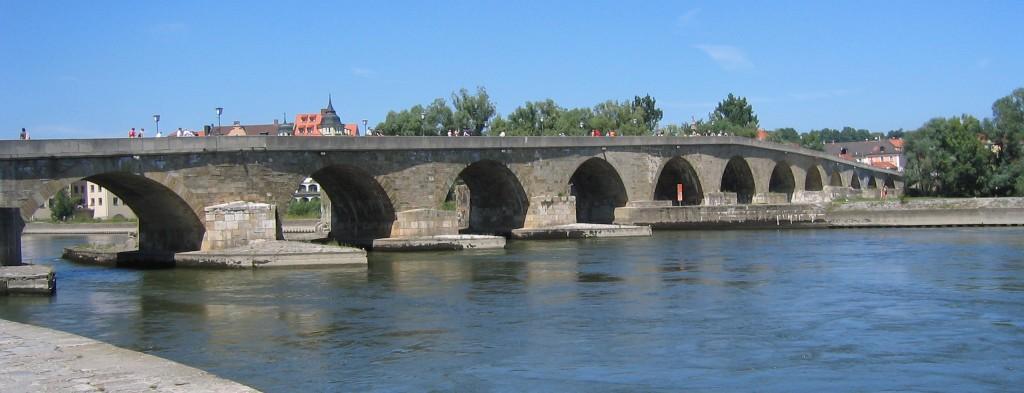 Bild Steinerne Brücke Regensburg