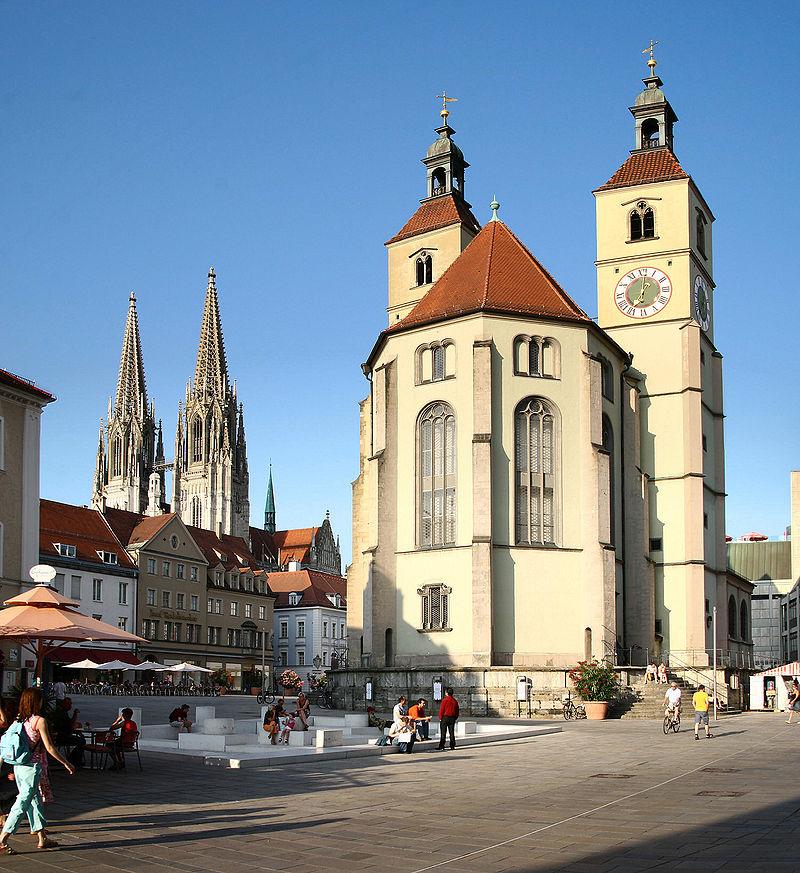 Bild Neupfarrkirche Regensburg
