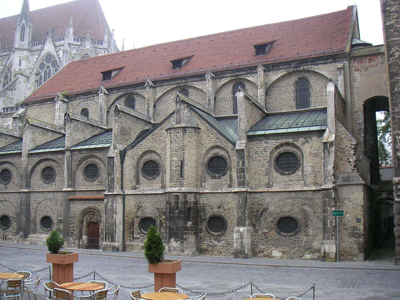 Bild Museum St. Ulrich Regensburg