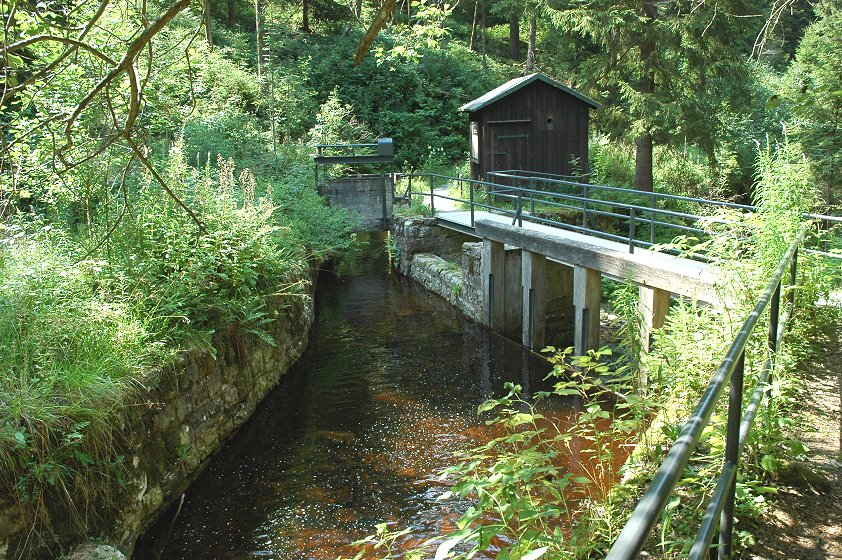 Bild Oberharzer Wasserwirtschaft