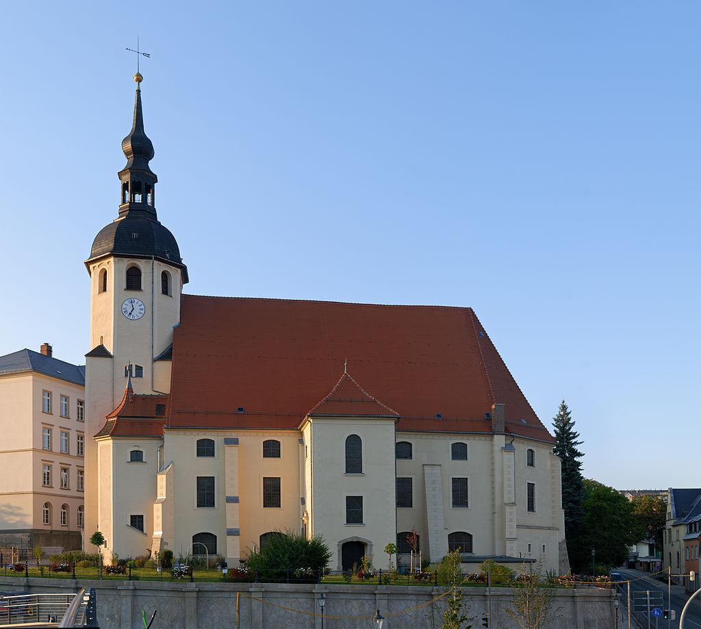 Bild Kirche St. Peter und Paul Reichenbach