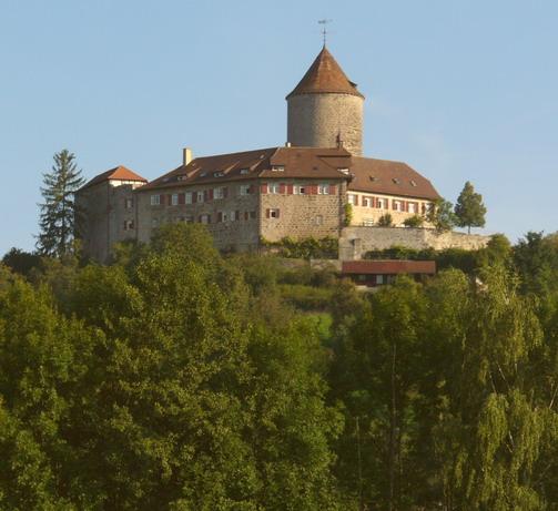 Bild Burg Reichenberg Oppenweiler
