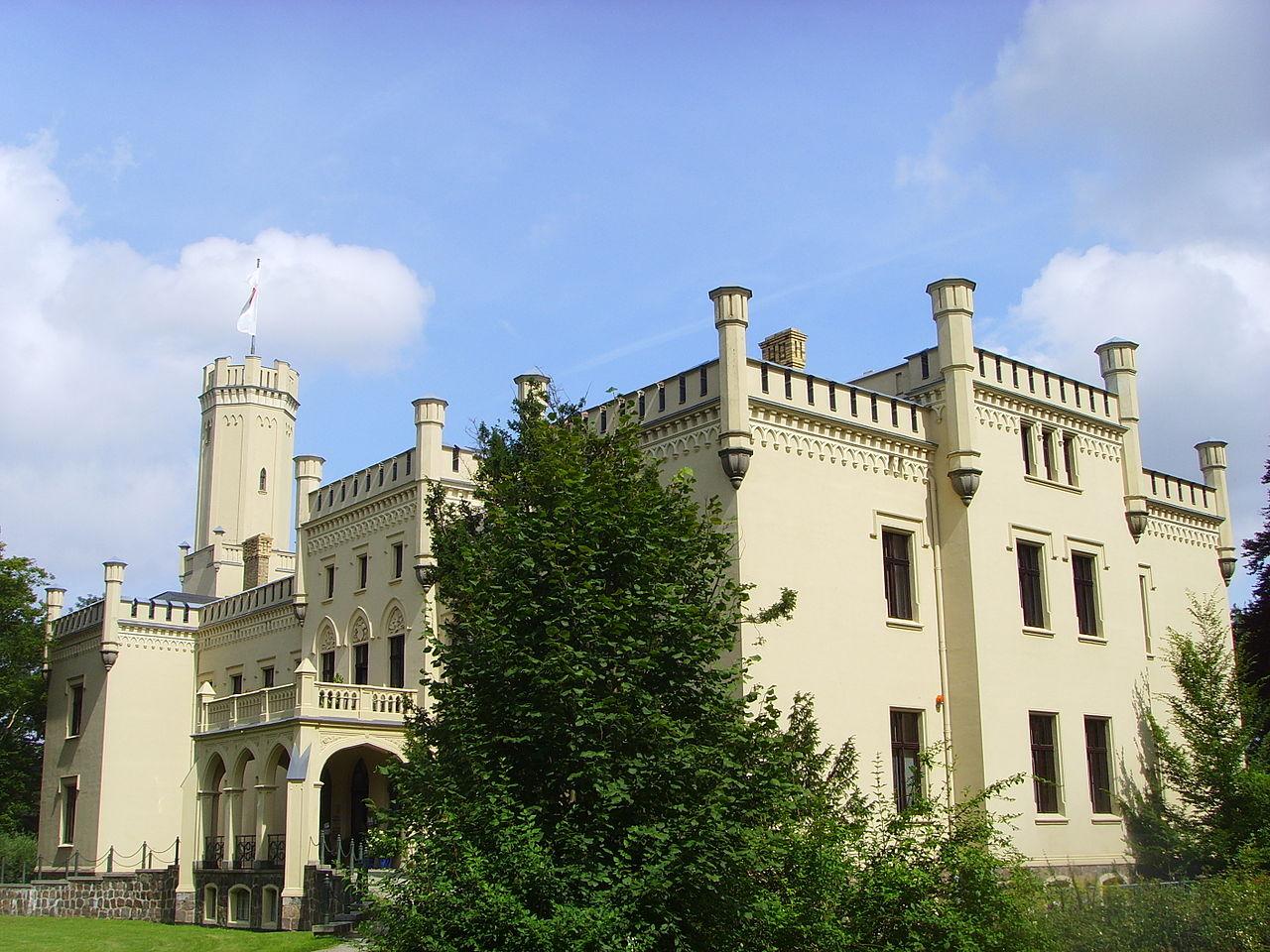 Bild Schloss Reichenow