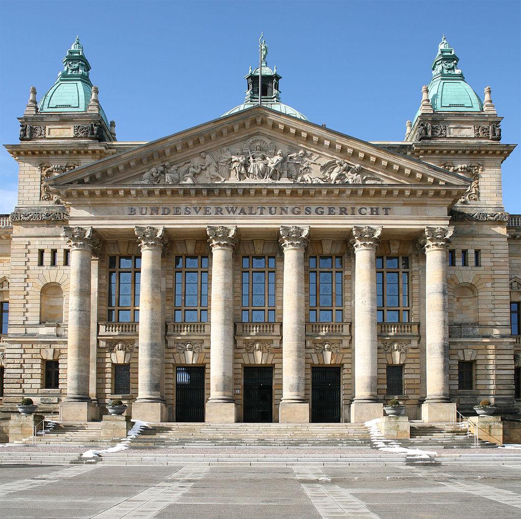 Bild Bundesverwaltungsgericht Leipzig