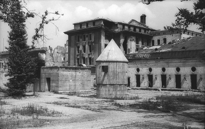 Bild Führerbunker Berlin