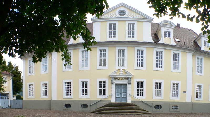 Bild Schloss Veckerhagen Reinhardshagen